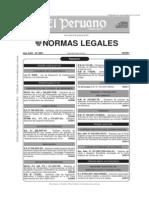 Ley 29090 – Ley de Regulación de Habilitaciones Urbanas y Edificaciones
