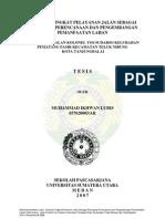Evaluasi Tingkat Pelayanan Jalan.PDF