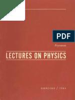 Feynman Exercises Volume 1