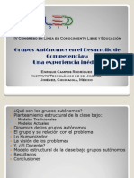 ponencia CLED 2013