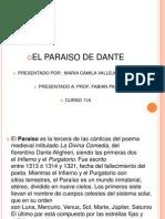 El Paraiso de Dante