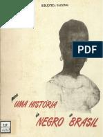 Iconografia Do Negro No Brasil.