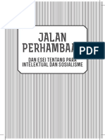 Jalan Perhambaan dan esei tentang para intelektual dan sosialisme