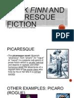 picaresque-huck finn