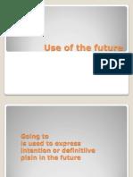 Use of the Future