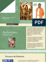 Barbarismos y Extranjerismos Editable