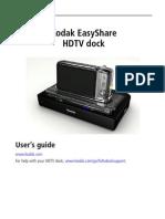 Kodak EasyShare HDTV Dock
