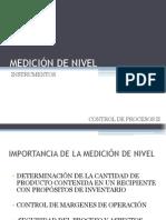 MEDICIÓN DE NIVEL2011