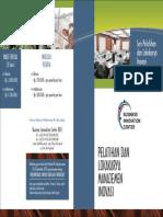 Flyer_BIC Training & Workshop_Manajemen Inovasi.pdf