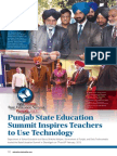 State Education Summit 2013 Punjab - Event Report