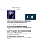8 Waktu Terbaik Untuk Otak Bekerja.doc