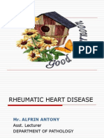 Rheumatic Heart Disease Alfrin