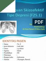 Gangguan Skizoafektif Tipe Depresi (F25.ppt
