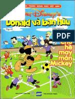Donald Va Ban Huu Tap 41
