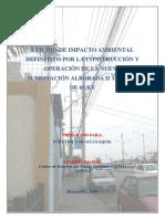 Estudio de Impacto Ambiental Definitivo Alborada II