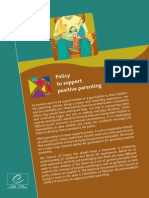 Positive Parenting Brochure