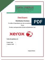 Xerox Project,Vvism