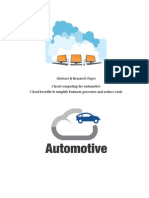 ISM Abstract Cloud Computing Automobile.docx