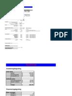 excel bec - ondernemingsplan model i