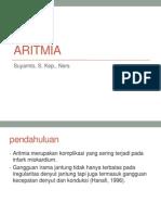 ARITMIA - poltekkes.pptx