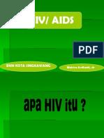 HIV-AIDS Dan Penularan (New)