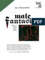 Klaus_Theweleit- Male Fantasies, Vol. 1- Women Floods Bodies History