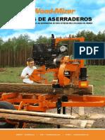 Aserraderos Wood-Mizer en España Hersan