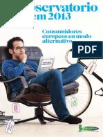 El Observatorio Cetelem Del Consumo Europeo 2013