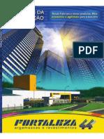 Catálogo Usina Fortaleza
