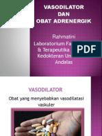 vasodilator & obat adrenergik.pptx
