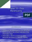 Chapter 13 - Data Warehousing.pptx