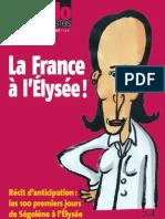 L'hebdo des socialistes n°445 - La France à l'Elysée