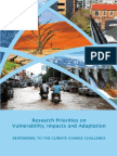 Research Priorities on