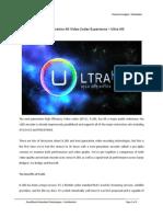Next Generation 4K Video Codec Experience - Ultra HD.pdf