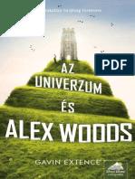 Alex Woods és az univerzum_beleolvasó