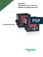 Power Logic PM 1000 - DM 6000