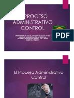 EL PROCESO ADMINISTRATIVO CONTROL terminado.ppt
