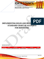 Nfjpiar3 1314 IRR Standard Chart of Accounts