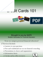 Credit Cards 101.ppt