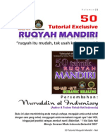 eBook - 50 Tutorial Ruqyah Mandiri