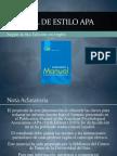 Manual Estilo APA2009