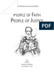 People of Faith. People of Justice