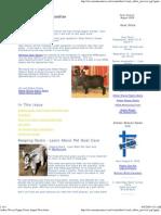 Goat Chatter - August 2009 Newsletter