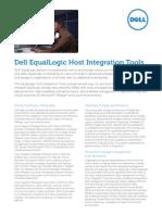 Equallogic Host Software Spec Sheet