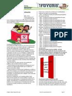 Tema 25 La Constitucion Politica Del Peru