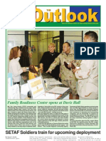 050125 Outlook Newspaper, 25 January 2005, United States Army Garrison Vicenza, Italy