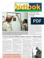 050510 Outlook Newspaper, 10 May 2005, United States Army Garrison Vicenza, Italy
