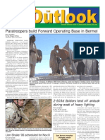 050524 Outlook Newspaper, 24 May 2005, United States Army Garrison Vicenza, Italy