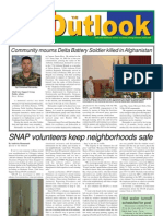 050614 Outlook Newspaper, 14 June 2005, United States Army Garrison Vicenza, Italy