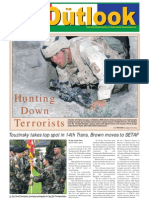 050920 Outlook Newspaper, 20 September 2005, United States Army Garrison Vicenza, Italy